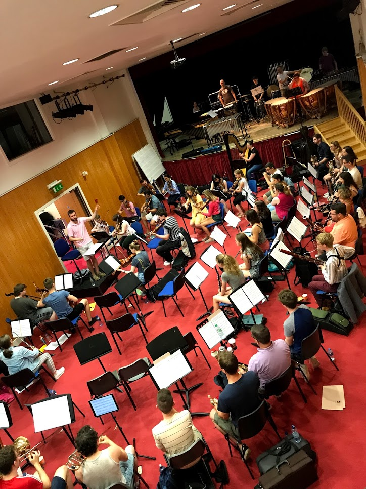 Irish Film & Pops Orchestra Downtown Music School Dublin http://www.downtownmusicschool.com